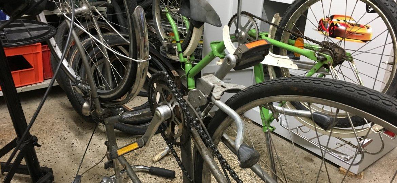 Foto Fahrradwerkstatt