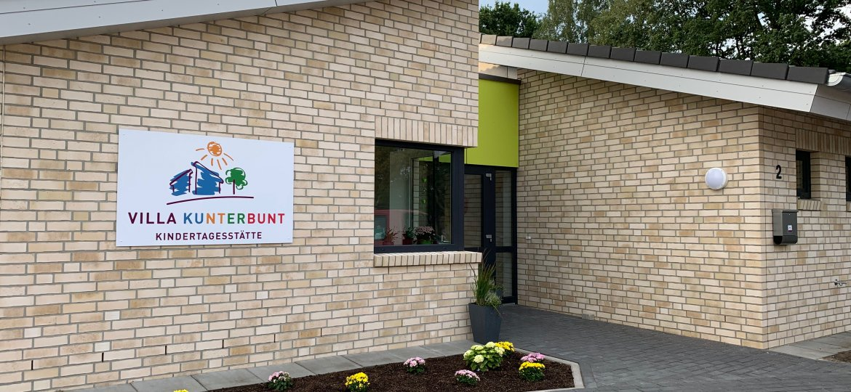 Eröffnung neue Kita Villa Kunterbunt
